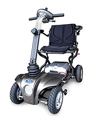 TGA Mobility Maximo Folding Portable Mobility Scooter with Li-Ion Batteries