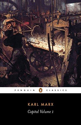 Capital: Critique of Political Economy v. 1 (Classics S.)