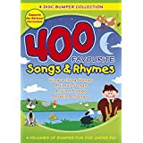 400 Favourite Songs and Rhymes