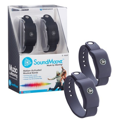 Soundmoovz Musical Bands and App - Black