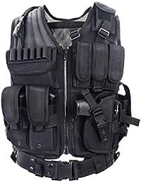 YAKEDA®Fournitures police et les militaires, engins tactiques, équipement de plein air veste tactique domaine des ventilateurs Armée pour les hommes Jungle Adventure alpinisme - 1063