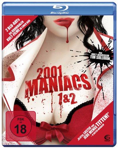 Die Kannibalen-Kultfilme in einer Box (2 Blu-rays) ()