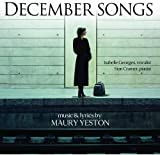 December Songs (mezzo-soprano: Isabelle Georges, piano: Stan Cramer) von Maury Yeston