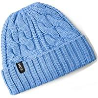 Gill 2018 Cable Knit Beanie Blue HT32