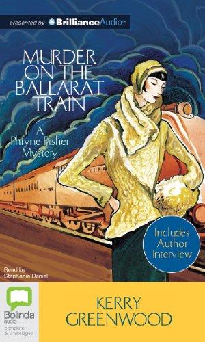 Murder on the Ballarat Train Cover Image