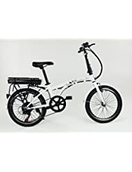 "e.glide E bike ELECTRIC BICYCLE 20"" Folding Bike"