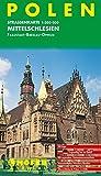 Höfer Straßenkarten, Polen, Mittelschlesien -