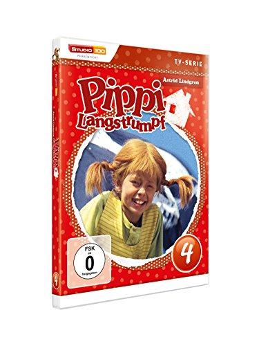 Pippi Langstrumpf - TV-Serie, DVD 4: Alle Infos bei Amazon