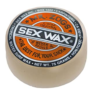 Sex Wax Wax Surf Cool white