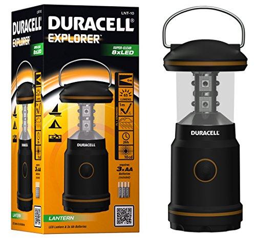 Preisvergleich Produktbild Duracell LED Camping Licht Lampe Lantern Leuchte360° EXPLORER™ LNT-10