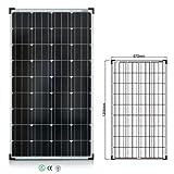 Solaranlage Autark XXL 520 – 2000W AC Leistung 12V und 230V - 2