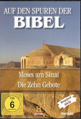 Bild von Auf den Spuren der Bibel - Moses am Sinai - Die zehn Gebote