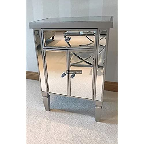 Mirrored Living Room Furniture: Amazon.co.uk