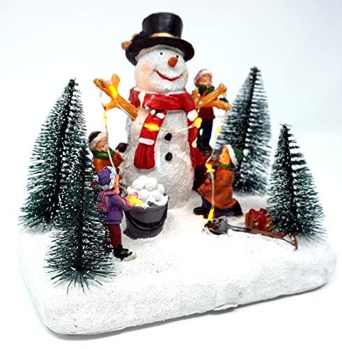 Weihnachtsdeko Gardinen.Weihnachten Scheibengardine M Led Beleuchtung Fensterdeko