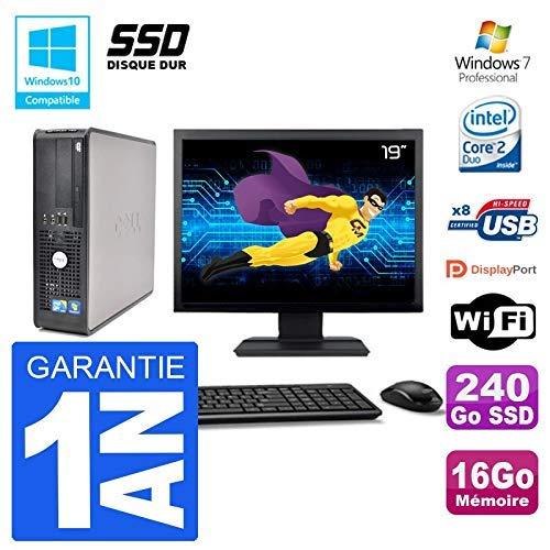 Dell PC 780 SFF Bildschirm 19