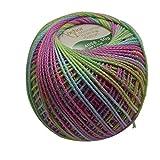 #3: Anchor Mercer Knitting Cotton Multicolour-Multicolour-405801335 - 50 g x 3