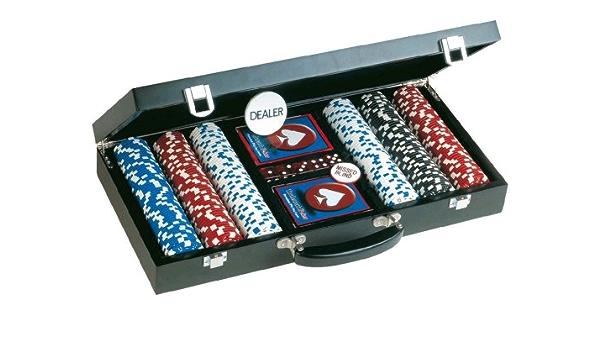 300 Jetons Malette Poker MGM Jeu de Soci/ét/é 140330