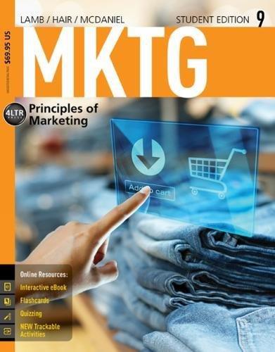 MKTG 9: Principles of Marketing por Carl McDaniel, Joe Hair, Charles Lamb