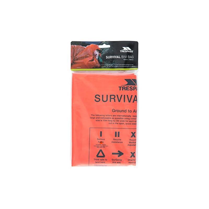 Trespass Radiator Survival Bivi Bag