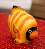 Blackberry Overseas Fish Shaped Candle B...