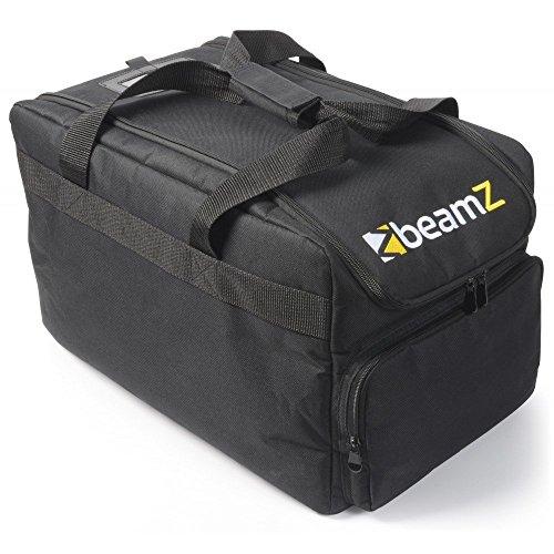Beamz ac-410schwarz-Box (schwarz, 45,7cm, 28cm, 29,2cm, Staubresistent, Kratzresistent) - Personal-reißverschluss