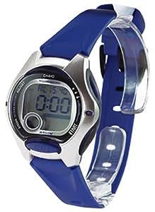 Casio LW-200-2AVEF Wristwatch Male Electronic Grey watch - watches (Wristwatch, Male, Plastic, Black, Grey, Resin, Blue)
