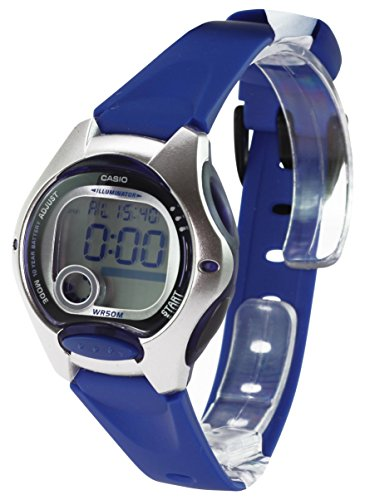 Casio Collection – Reloj Mujer Digital con Correa de Resina – LW-200-2AVEF