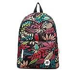 Backpack Rucksack Unisex Schulrucksack Daypack Reise Rucksäcke mit Laptopfach für Frau Männer Jugendliche Camping Outdoor Sport