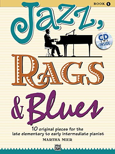 Jazz, Rags and Blues Volume 1 (b...