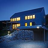 LED-Strahler-Test: Steinel-LED-Solar-Leuchte-XSolar-L-S-671013