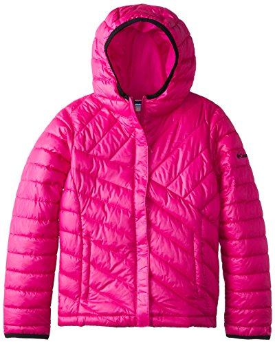 Columbia Kinder Jacke Powder Lite Puffer, Groovy Pink, M, SG5494 -