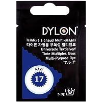 DYLON múltiples (tinte de prendas de vestir y textiles) col.17 5,8 g Armada