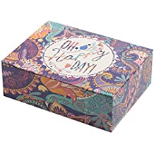 Creibo CBOX004 - Caja Cartón decorada