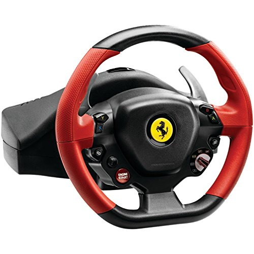 #Thrustmaster Ferrari 458 Spider Racing Wheel#