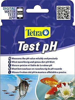 Tetra Test pH (Wassertest für Süßwasseraquarien, misst zuverlässig und genau den pH-Wert)