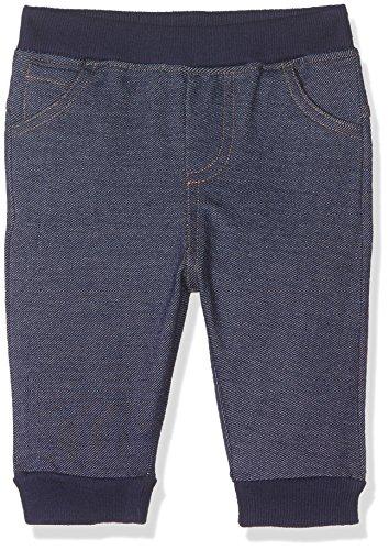 PAPFAR Baby-Jungen Sweat Jeans Blau (Blue Nights 287), 92 (Herstellergröße: 2Y)