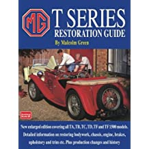 MG T Series Restoration Guide
