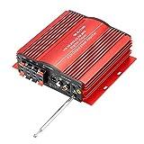 Walmeck MA200 4-Kanal Audio Stereo Verstärker HiFi MP3 Auto Player