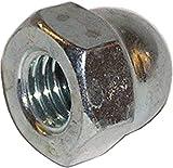 Dresselhaus tuercas, buen ajuste, M 8 mm, 200 pcs, galvanizado