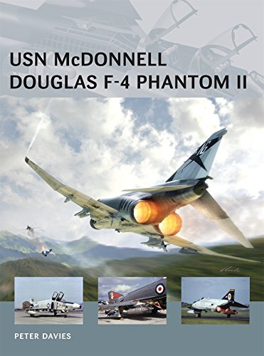 USN McDonnell Douglas F-4 Phantom II (Air Vanguard, Band 22) -