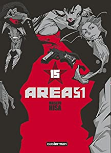 Area 51 Edition simple Tome 15
