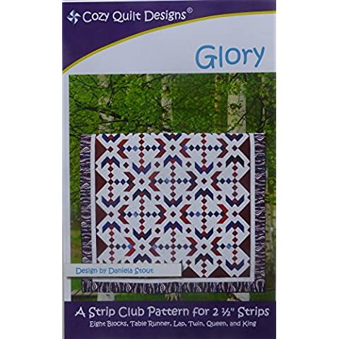 Early Light Quilt Pattern By Cozy Quilt