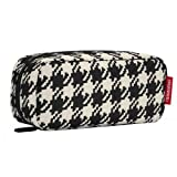 Reisenthel Multicase, Wash Bag, Make-Up Bag, Beauty Case, fifties black / black-white patterned, WJ7028