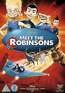 Meet The Robinsons [DVD]