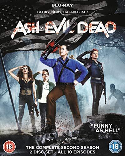 Ash Vs Evil Dead Season 2 [Edizione: Regno Unito] [Reino Unido] [Blu-ray]