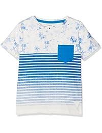 Tom Tailor Tee Printed Stripe, T-Shirt Garçon