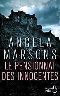 Le pensionnat des innocentes par Angela Marsons