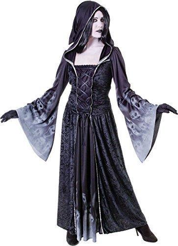 en Ausgefallen Party Gotischen Stil Vergessene Seelen Damen Komplette Kleid (Vergessene Seelen Kostüme)