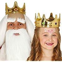 Guirca Corona de Rey o Reina Infantil