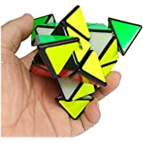 Amour De Story moyu magnética pyraminx Magic Cube 3 x 3 x 3 Speed Cube profesional Triángulo Puzzle Cube